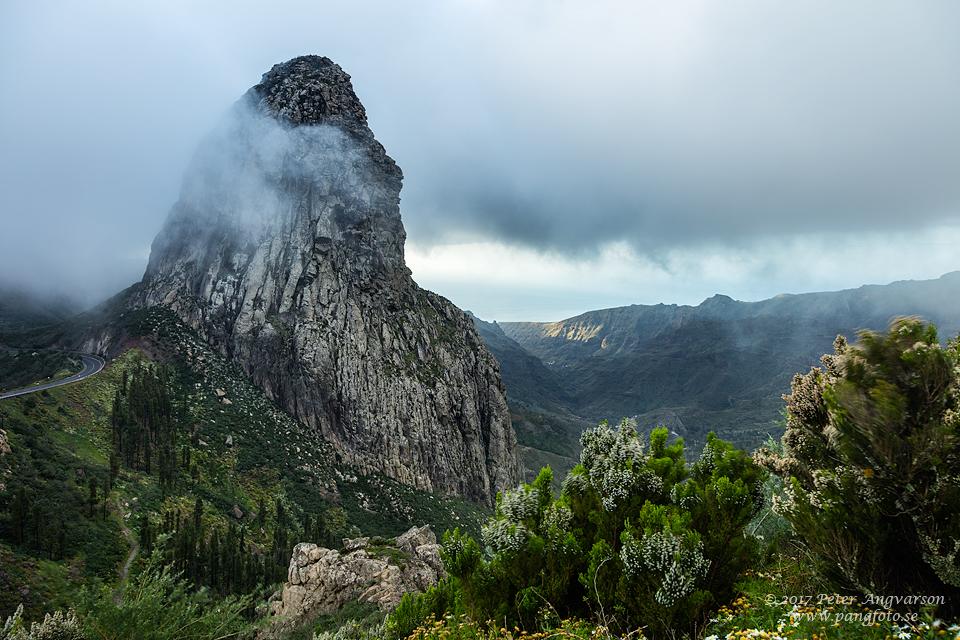 La Gomera, Roque de Agando