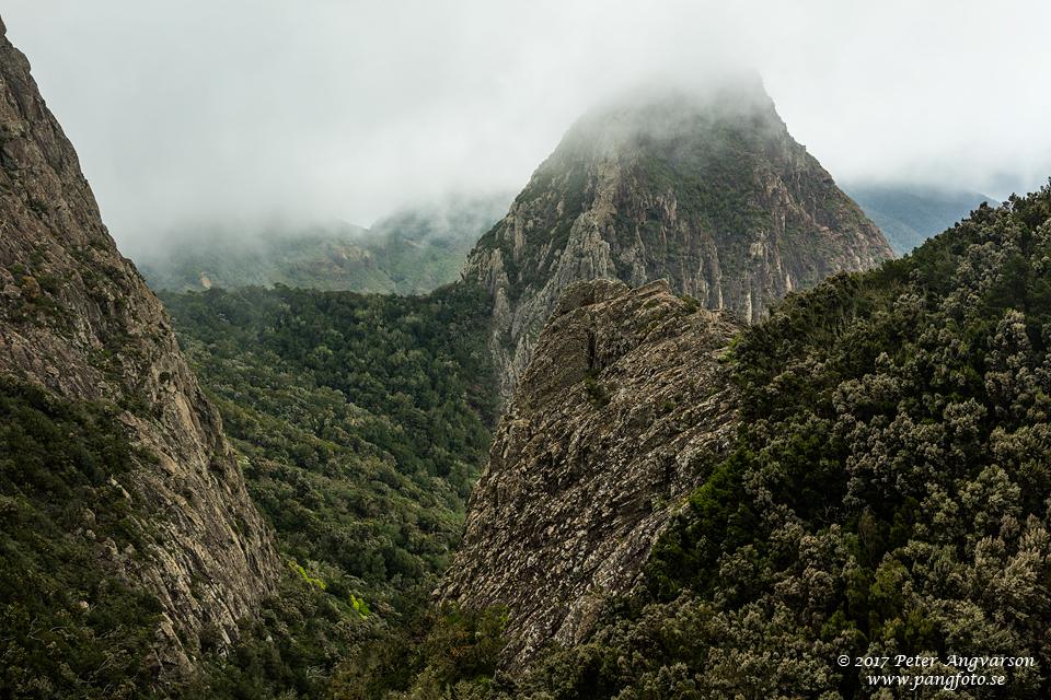 La Gomera, Roque de Ojila
