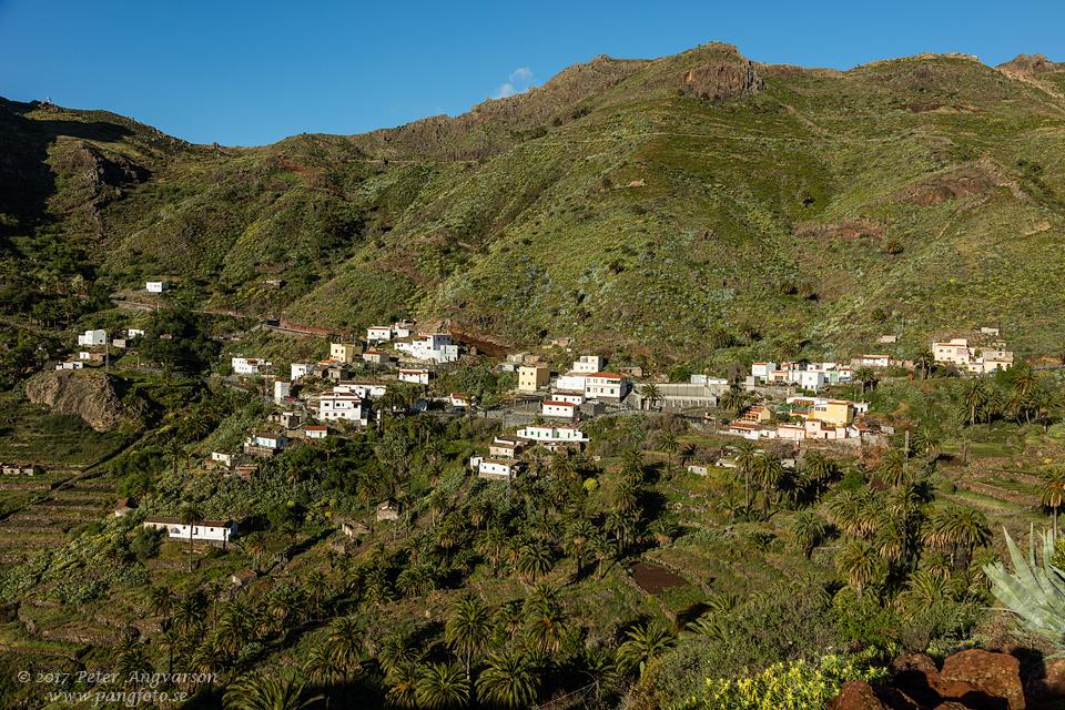 La Gomera, Imada